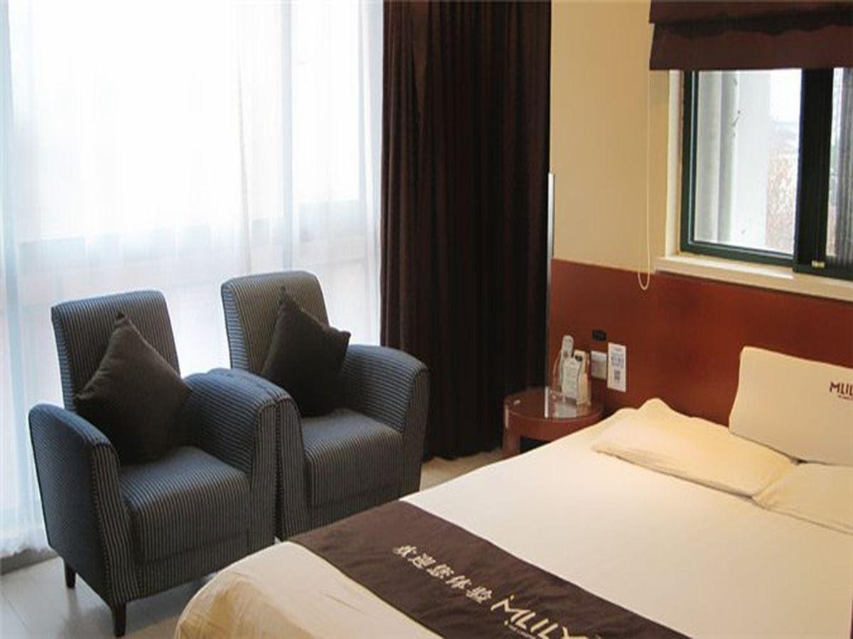 Review Hanting Hotel Shanghai South Shaanxi Road Branch