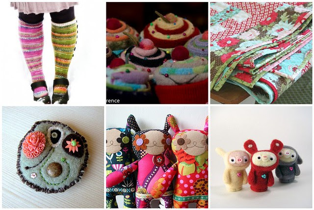 flickr faves - handmade cute