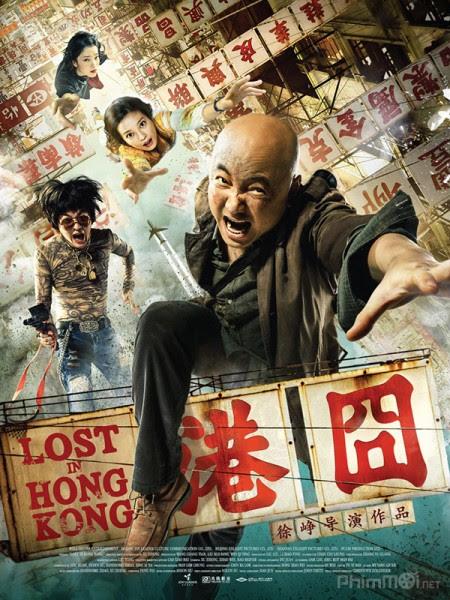 Lạc Lối ở Hồng Kông - Lost 3: Lost in Hong Kong