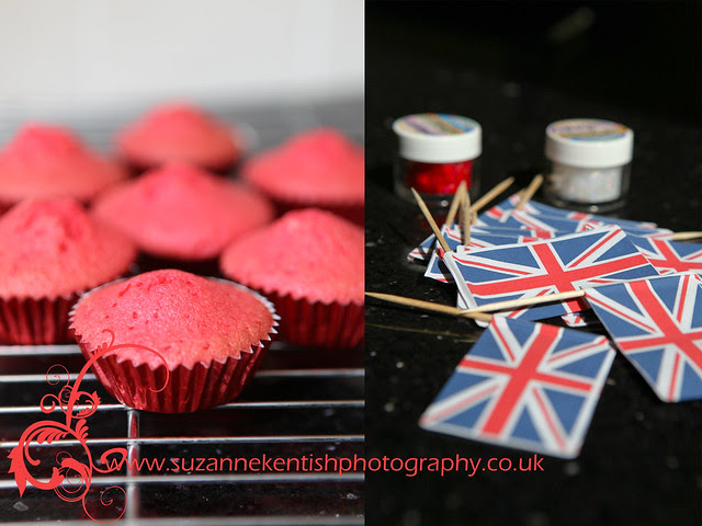Cupcakes, royal wedding