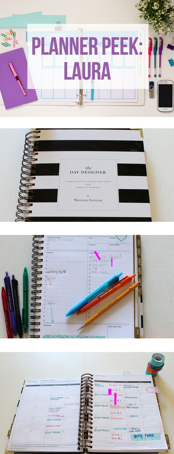 Day designer, Daily planning and Everything on Pinterest