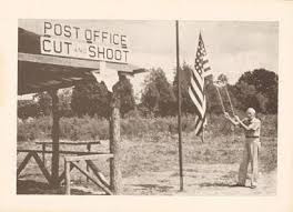 Cut And Shoot TX Post Office