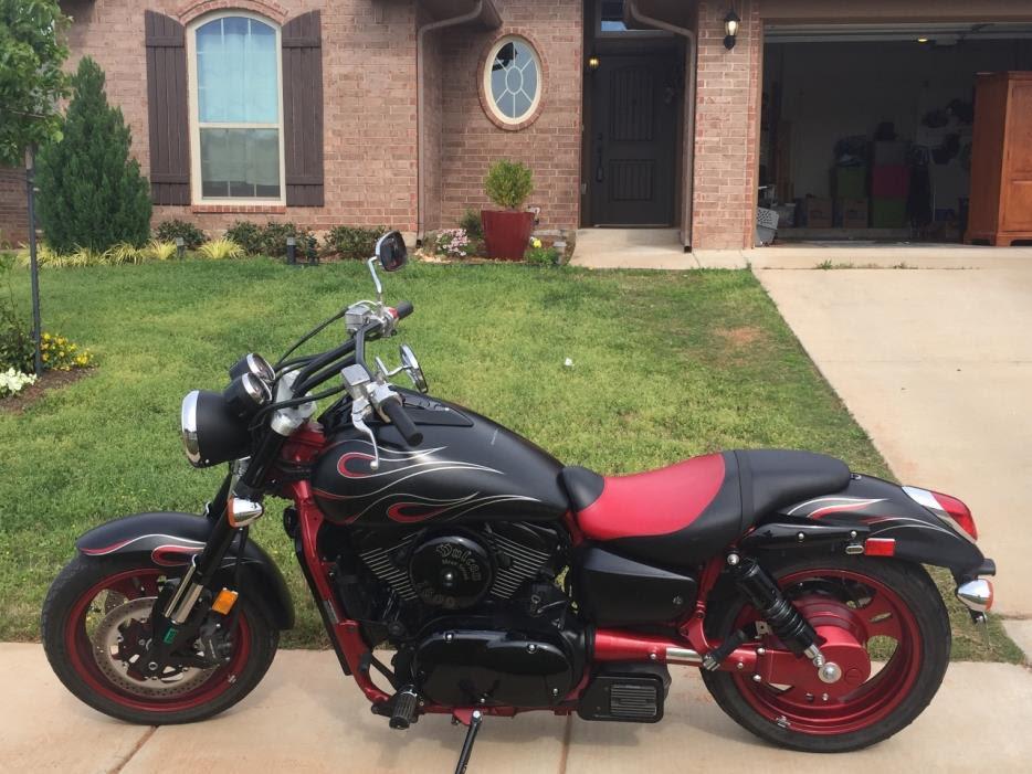 Kawasaki Vulcan 1600 Motorcycles For Sale In Oklahoma