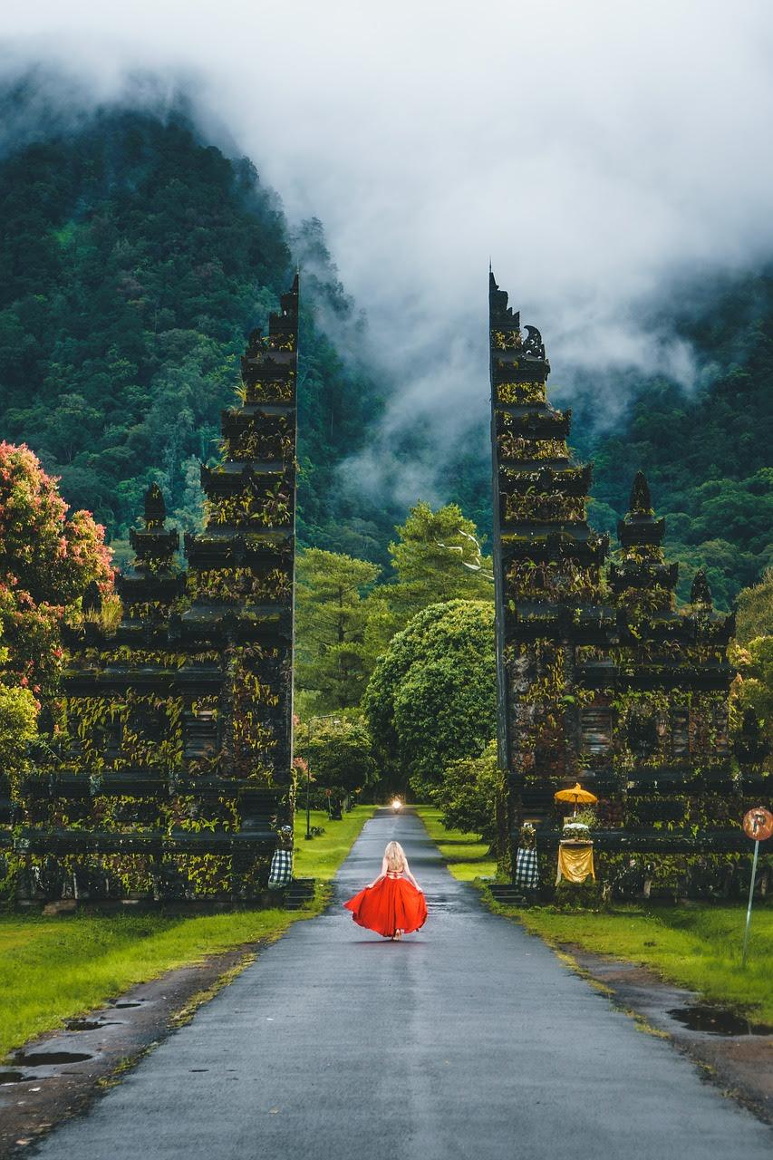 The Dream Wedding in Bali - YourAmazingPlaces.com
