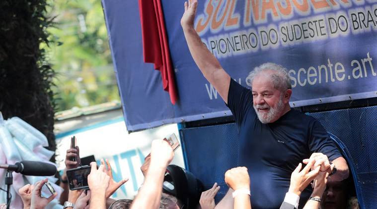 Brazil's Lula, Workers Party leader hit by new corruption charges