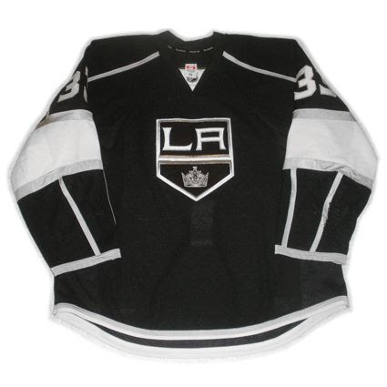 Los Angeles Kings 11-12 jersey, Los Angeles Kings 11-12 jersey