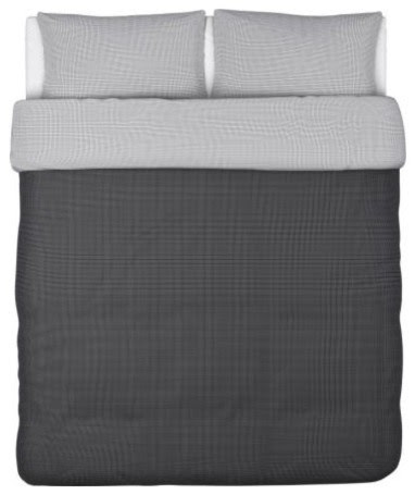 IKEA 365+ RISP Duvet cover and pillowcase(s) - modern - duvet ...