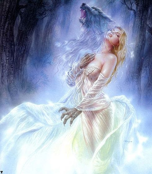 Resultado de imagen de mistico angel