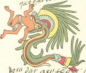 Was Quetzalcoatl an ET?