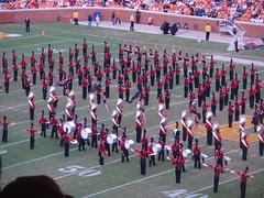 UGA's band