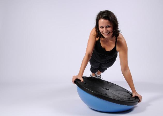 5 benefícios que o BOSU proporciona no Pilates