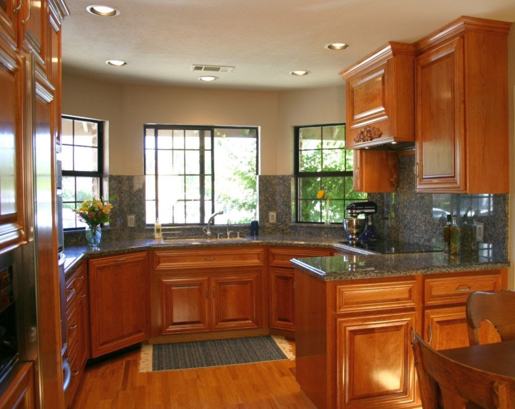 19 Superb Ideas for Kitchen Cabinet Door Styles