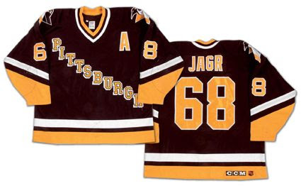 Pittsburgh Penguins 95-96 jersey