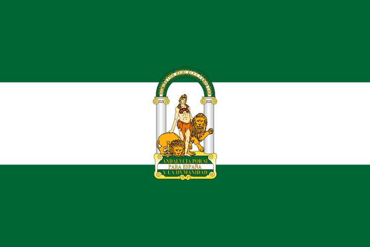 Archivo:Flag of Andalucía.svg