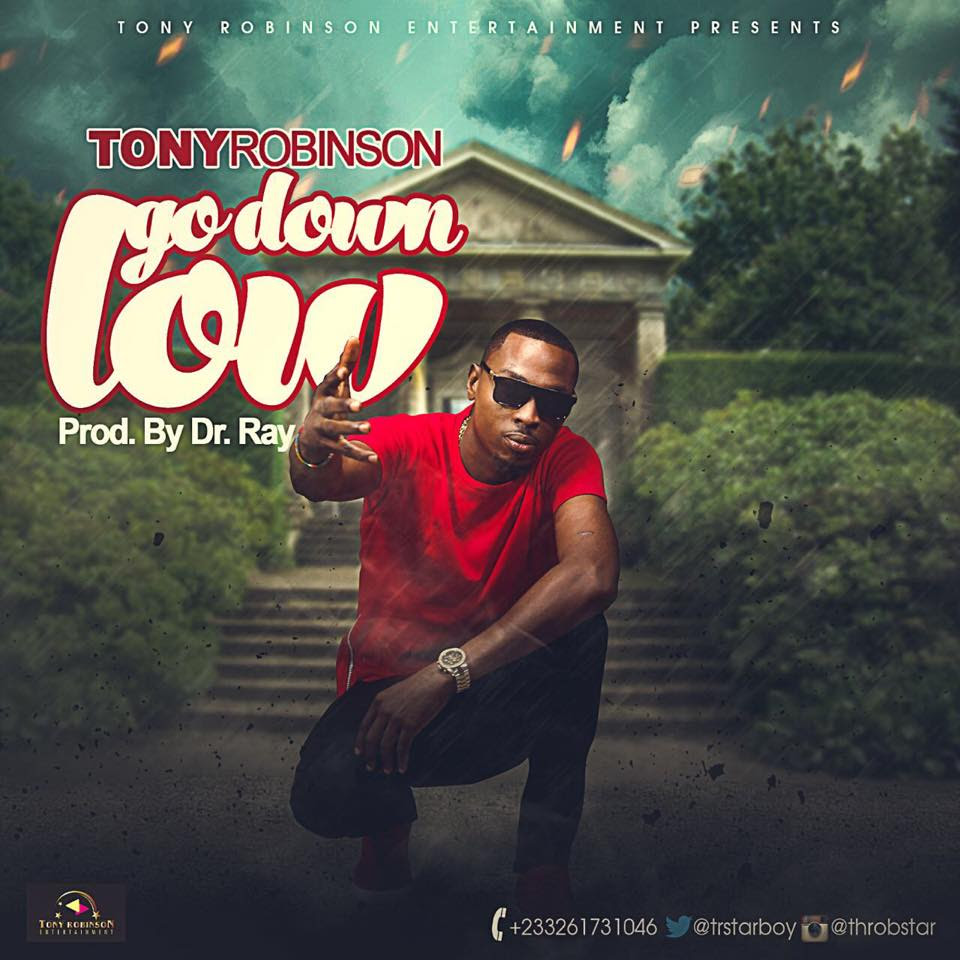 VIDEO: Tony Robinson – Go Down Low
