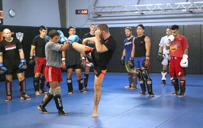 Duane Ludwig, UFC (Foto: Evelyn Rodrigues)