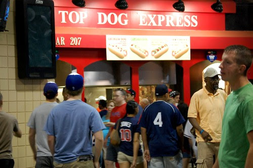 Braves Concessions
