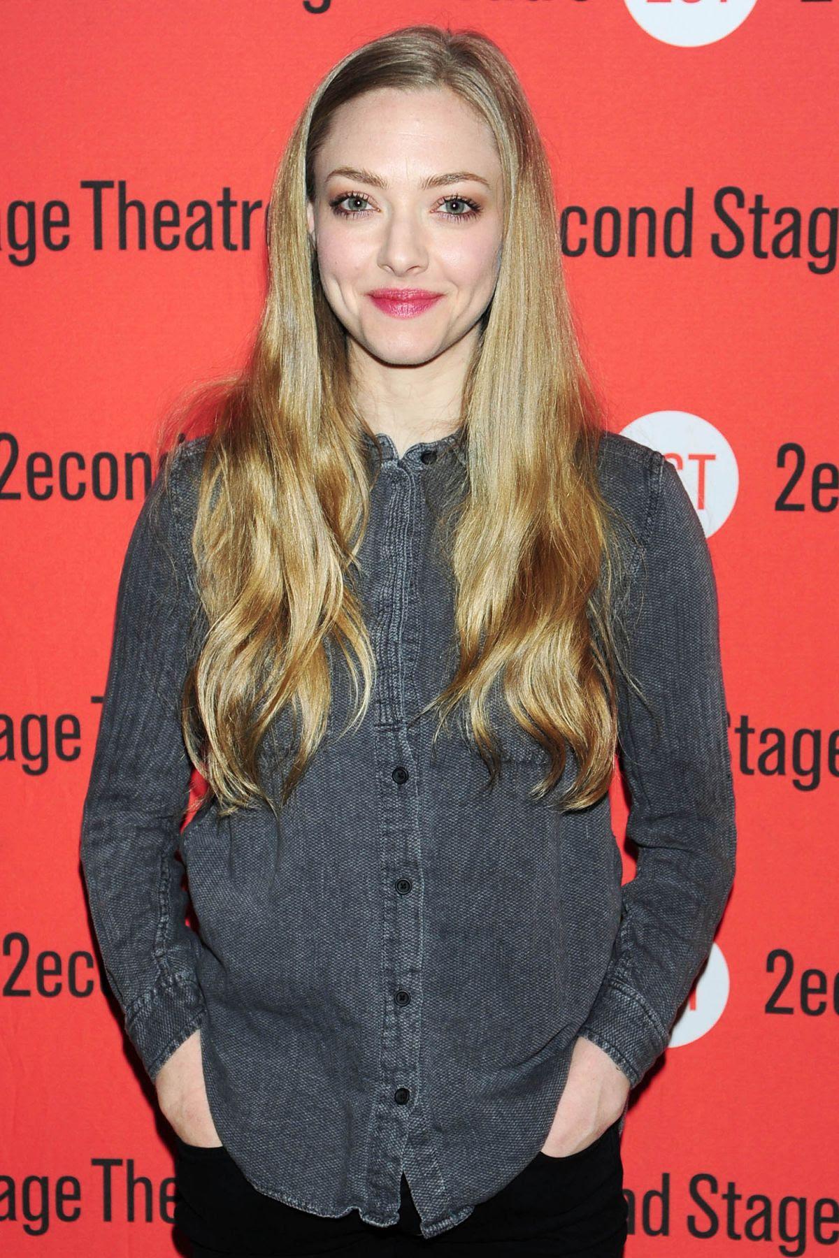 AMANDA SEYFRIED at The Way We Get By Cast Meet and Greet in New York