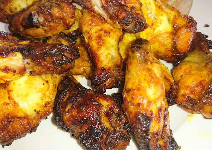 Recipe of Homemade Hot & Juicy Air Fried Chicken Wings