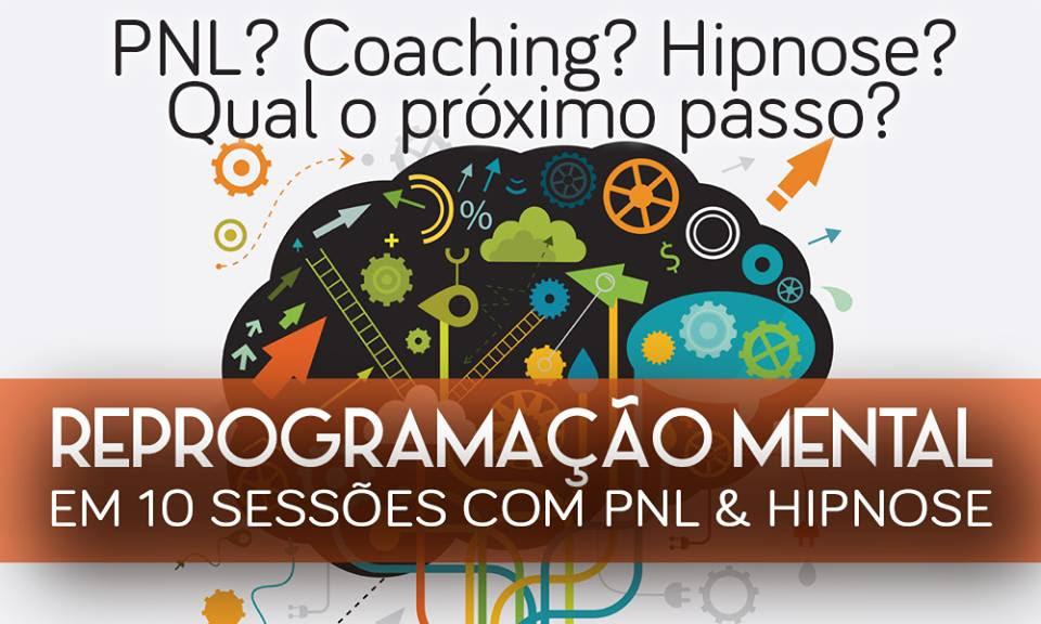 Banner: Reprogramação Mental com PNL & Hipnose em 10 Sessões
