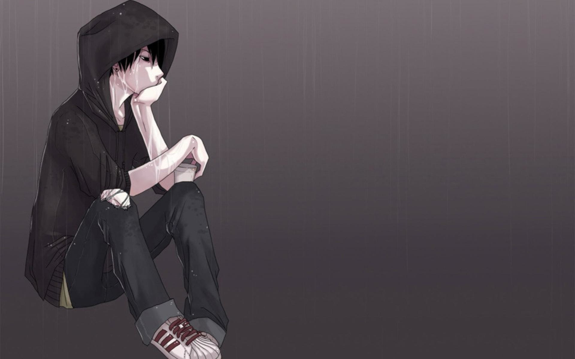 Unduh 61 Koleksi Wallpaper Hd Anime Sad Boy HD Terbaru