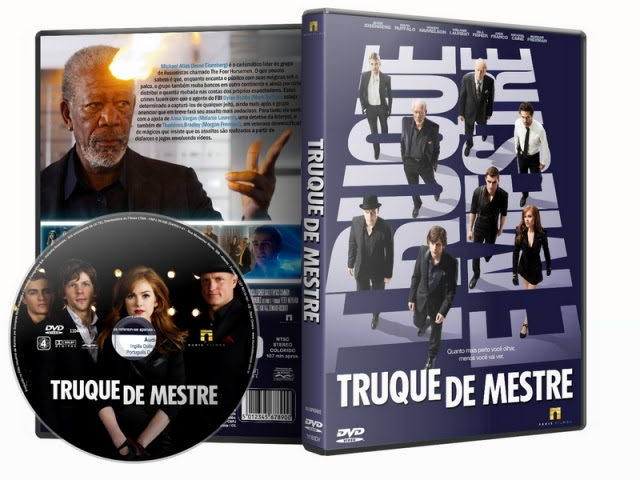 II8o6Ji Truque de Mestre Torrent   BluRay 1080p Legendado (2013)