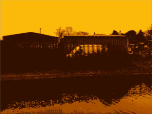 Tame Valley Canal (Camera C64)