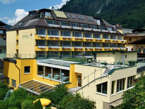 Hotel Norica - Thermenhotels Gastein Reviews