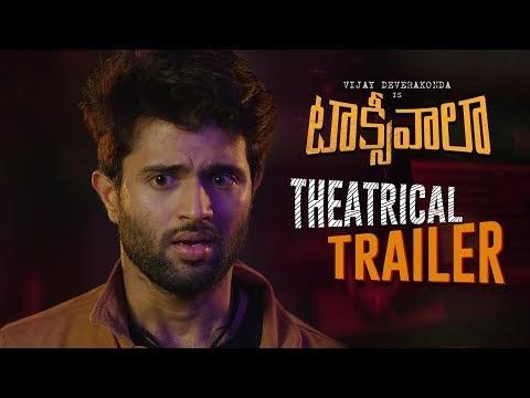 Vijay Deverakonda Taxiwaala Theatrical Trailer