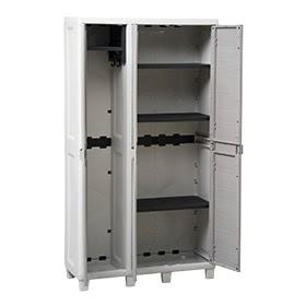 Armario Para Lavadora Exterior Muebles De Resina Leroy Merlin