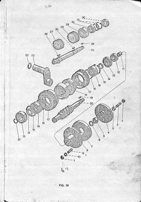 Vire 7 Spare Parts - Fig. 18