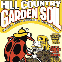 Lady Bug Brand Hill Country Garden Soil