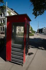 Telefonkiosk Henrik Ibsens gate/Inkognitogaten