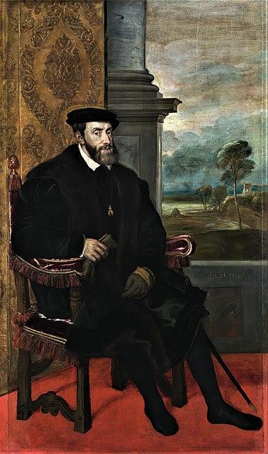 File:Titian - Portrait of Charles V Seated - WGA22964.jpg