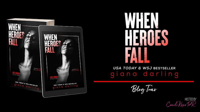 Blog Tour: When Heroes Fall by Giana Darling