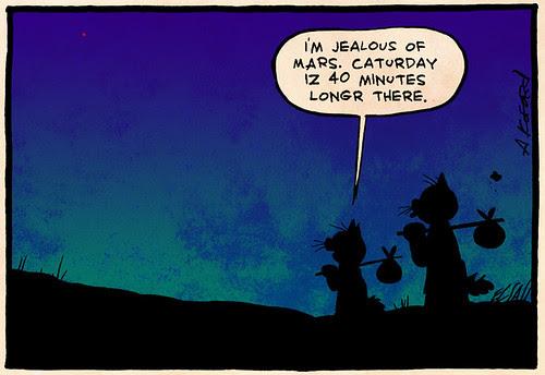 Laugh-Out-Loud Cats #2432 by Ape Lad