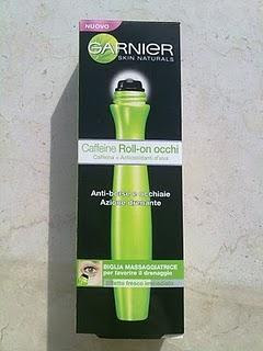 Garnier Caffeine Roll-On Occhi