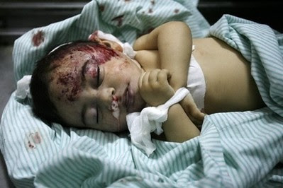 Gaza Holocaust! por khawaja.