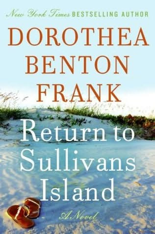 book cover of   Return to Sullivan's Island    (Lowcountry Tales)  by  Dorothea Benton Frank