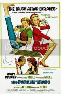 ParentTrap poster, Source: http://www.moviepostershop.com/the-parent-trap-movie-poster-1961