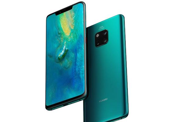 5672349327d6b Huawei Mate 20 y Mate 20 Pro llegan a México