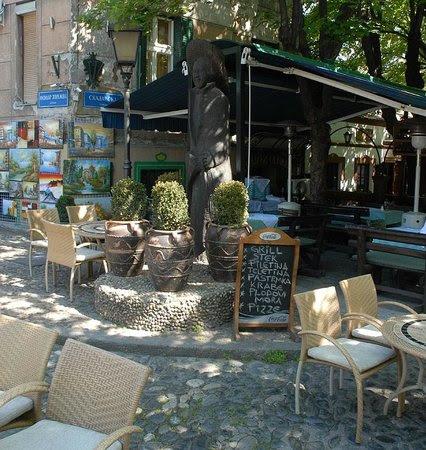 Photos of Skadarlija, Belgrade