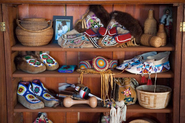 Friends Of Native America Home Decorating With Native American Style