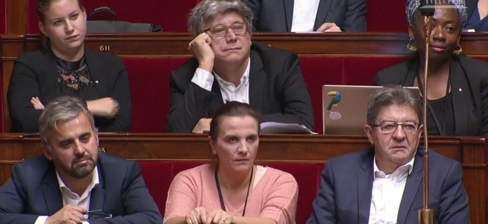 """La France Insoumise quitte l'Assemblée lorsque le député Habib parle du """"terroriste"""" franco-palestinien Salah Hamouri"""