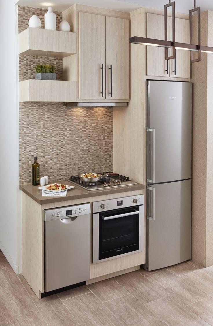 mẫu phòng bếp nhỏ