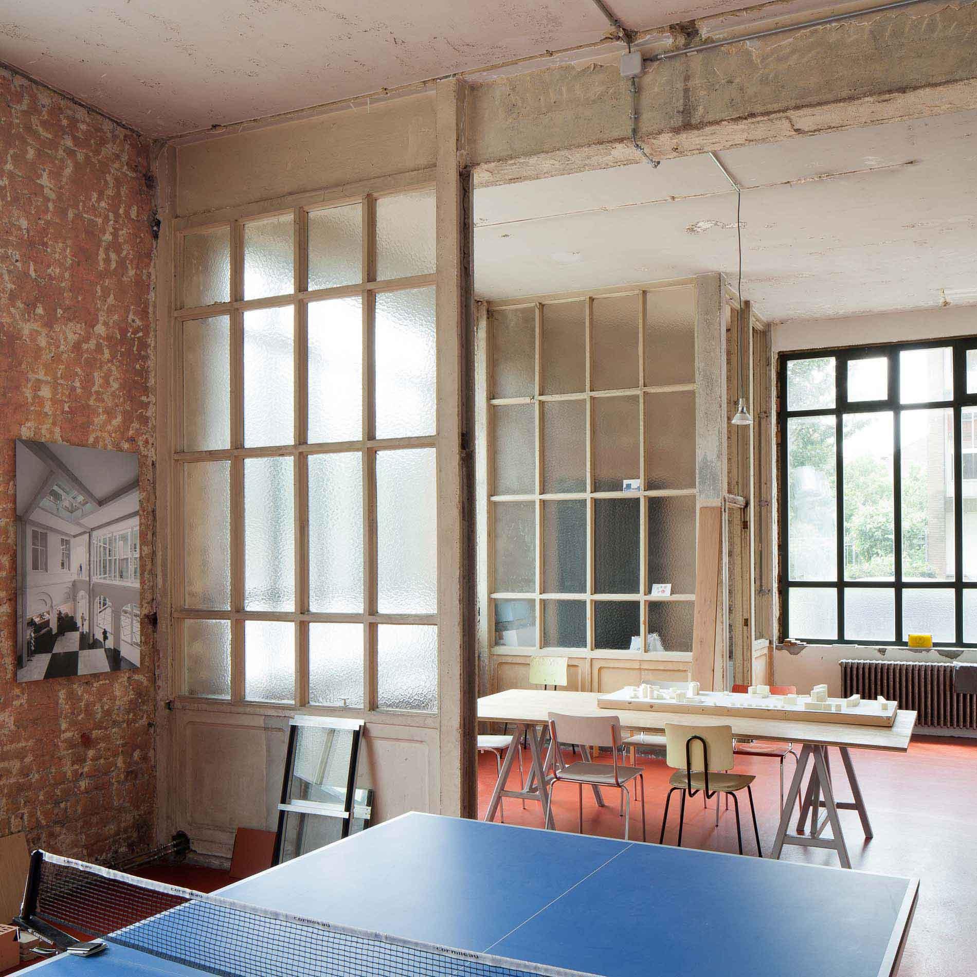 NOA Architect's Office & Garden Frederik Vercruysse | Yellowtrace
