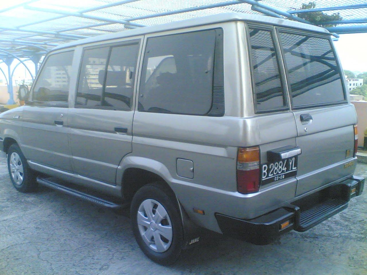 Terjual Mobil Kijang Kapsul Bagus Murah 1997   KASKUS