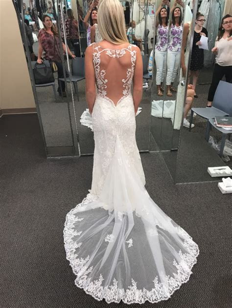 Galina Signature SWG772 New Wedding Dress on Sale 21% Off