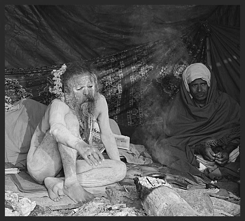 The Naga Babas at the Maha Kumbh 2013 Allahabad by firoze shakir photographerno1