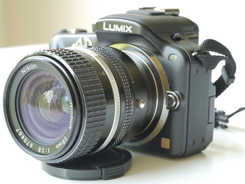 Lumix DMC-G3 by Reed A. George